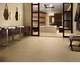travertino floor italon
