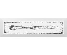 декор nt/b25/2882 нож чёрный