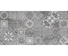 декор concrete vimp тёмно-серый