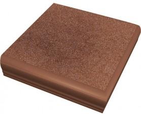 ступень угловая с носиком taurus brown