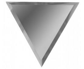 зеркальная серебряная плитка полуромб внутренний рзс1-01(вн)