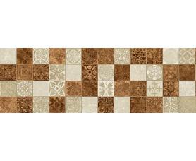 настенная плитка libra 17-30-35-486 мозайка оранжевый
