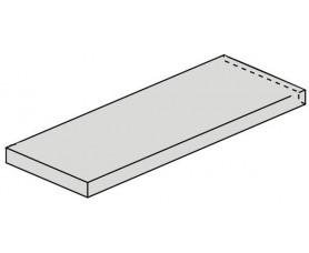 ступень угловая millennium silver scal.80 ang.sx левая
