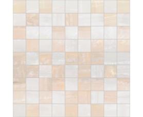 мозайка diadema бежевый+белый