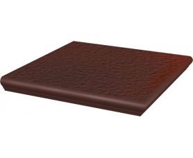 ступень угловая с носиком cloud brown