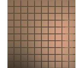 мозайка зеркальная бронза матовая бм25 дст чип 25 х 25