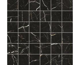 мозайка allure imperial black mosaic lap