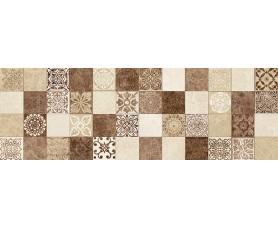 настенная плитка libra 17-30-11-486 мозайка коричневый