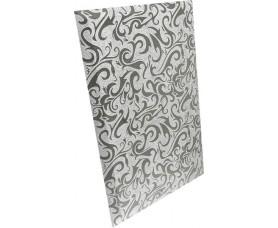 плитка зеркальная серебряная алладин-2 пзсал-2