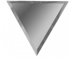 зеркальная серебряная плитка полуромб внутренний рзс1-02(вн)