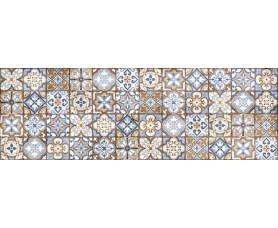 настенная плитка atlas рельеф многоцветный (ats451d)