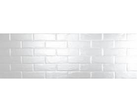 настенная плитка brick white gloss wt15gss00