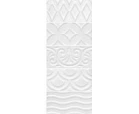 настенная плитка 16017 авеллино белый структура mix