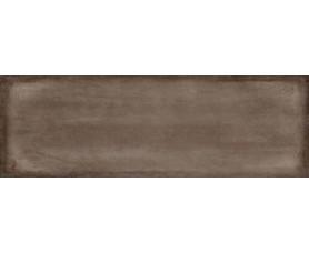 настенная плитка majolica рельеф коричневый (mas111d)
