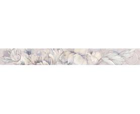 бордюр delicato bouquet perla