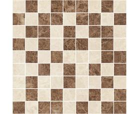 мозайка libra коричневый+бежевый
