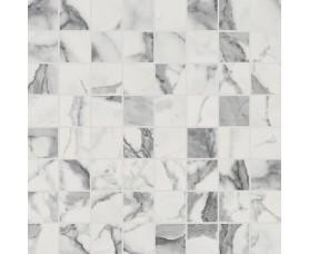 мозайка charme evo statuario mosaico lux люкс