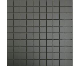 мозайка зеркальная графит матовый гм25 дст чип 25 х 25