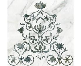 декор напольный каррара 1 тип 2